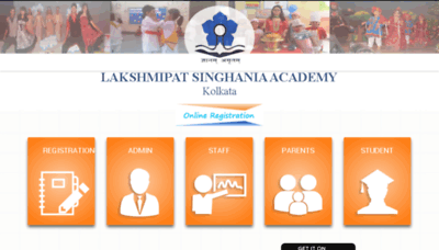 What Lsacampuscare.in website looked like in 2017 (3 years ago)