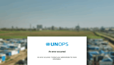 What Learningzone.unops.org website looked like in 2018 (2 years ago)