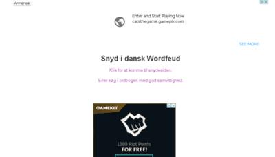 What Leet.dk website looked like in 2018 (2 years ago)