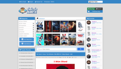 What Limitsizamca.net website looked like in 2019 (1 year ago)