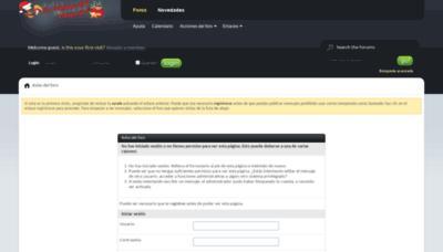 What Latabernadelcangrejo.eu website looked like in 2019 (1 year ago)