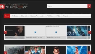 What Movieshd.eu website looked like in 2016 (5 years ago)