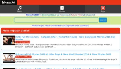 What Movie4u.in website looked like in 2016 (4 years ago)
