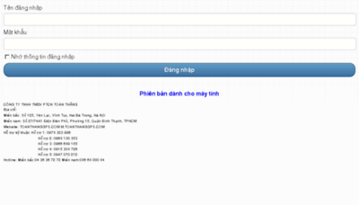 What M.dinhvigps.net website looked like in 2018 (3 years ago)