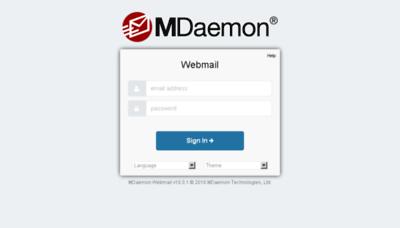 What Mail1.krakatauwajatama.co.id website looked like in 2018 (3 years ago)