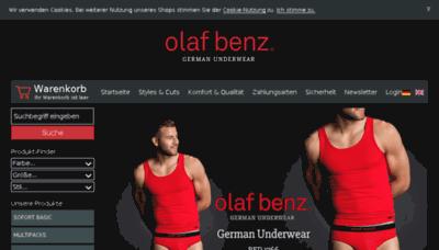 What Maab.de website looked like in 2018 (3 years ago)