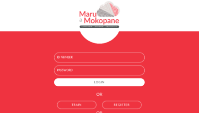 What Maruamokopane.co.za website looked like in 2018 (2 years ago)