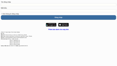 What M.dinhvigps.net website looked like in 2019 (2 years ago)