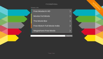 What Movieshd.eu website looked like in 2019 (1 year ago)