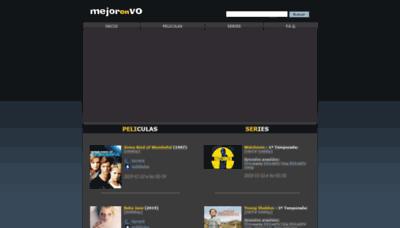 What Mejorenvo.net website looked like in 2019 (1 year ago)