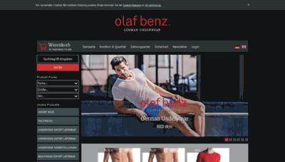 What Maab.de website looked like in 2020 (1 year ago)