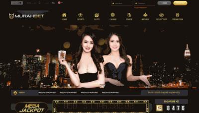 What Murahbet.net website looked like in 2020 (1 year ago)