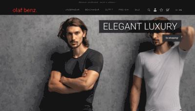 What Maab.de website looks like in 2021