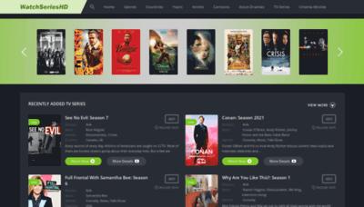 What Movies1234.net website looks like in 2021