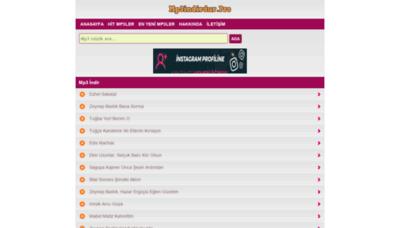 What Mp3indirdur.pro website looks like in 2021