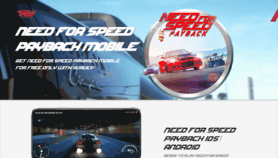 What Nfspayback.top website looked like in 2020 (1 year ago)