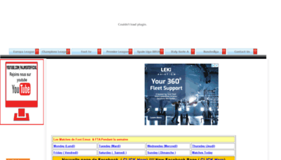 What Najmsat2024.net website looked like in 2020 (1 year ago)