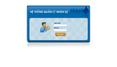 What Nhansu.thuathienhue.gov.vn website looked like in 2020 (This year)