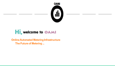 What Oami.co.za website looked like in 2018 (3 years ago)