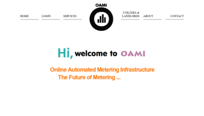 What Oami.co.za website looked like in 2019 (2 years ago)