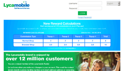 What Pos.lycamobile.ie website looked like in 2016 (4 years ago)