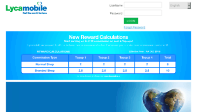 What Pos.lycamobile.ie website looked like in 2018 (2 years ago)