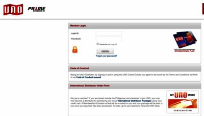 What Premier.uno1.biz website looked like in 2020 (1 year ago)