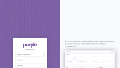 What Purpleportal.net website looks like in 2021