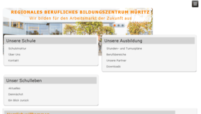 What Rbb-mueritz.de website looked like in 2018 (3 years ago)