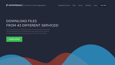 What Rpnet.biz website looked like in 2019 (2 years ago)
