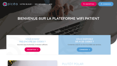 What Ramsaygds.wifipatient.fr website looked like in 2019 (1 year ago)
