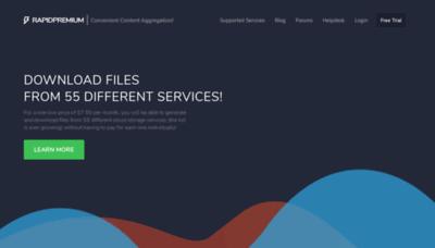 What Rpnet.biz website looked like in 2020 (1 year ago)