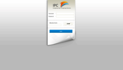 What Rupa2cabang.indonesiaport.co.id website looks like in 2021