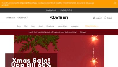 What Stadium.biz website looked like in 2017 (3 years ago)