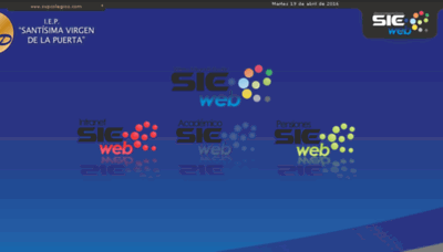 What Svp.sieweb.com.pe website looked like in 2018 (3 years ago)