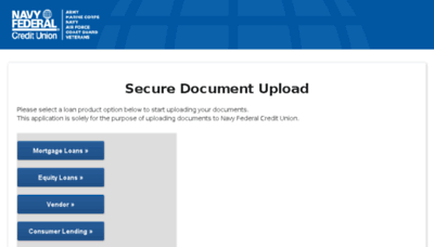 What Sdu.navyfederal.org website looked like in 2018 (3 years ago)