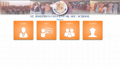 What Sjfcampuscare.in website looked like in 2018 (2 years ago)