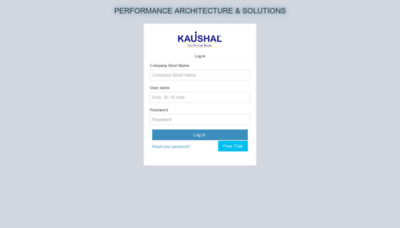 What Sstpl.kaushal.team website looked like in 2018 (2 years ago)