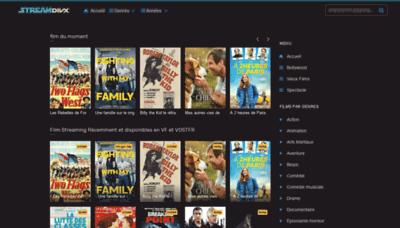 What Streamdivx.net website looked like in 2019 (2 years ago)