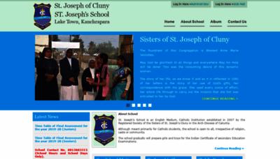 What Sjckpa.net website looked like in 2019 (1 year ago)