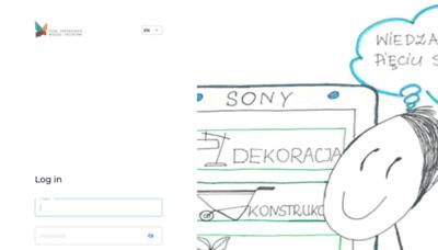 What Stacjaedukacja.leroymerlin.pl website looked like in 2020 (1 year ago)