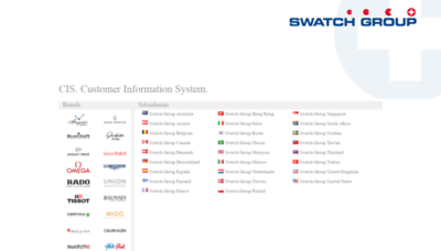 What Swatchgroup-services.biz website looked like in 2020 (1 year ago)
