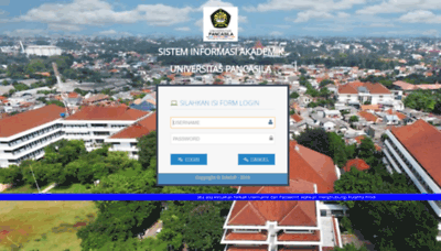 What Siak.univpancasila.ac.id website looked like in 2020 (1 year ago)