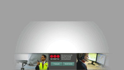 What Securitas24seven.be website looked like in 2020 (This year)