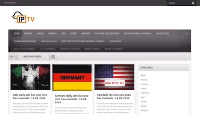 What Sourcetv.info website looks like in 2021