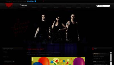What Thevampirediaries.ru website looked like in 2018 (2 years ago)