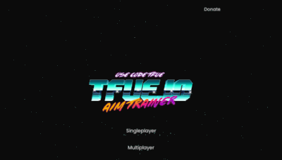 What Tfue.io website looked like in 2019 (2 years ago)