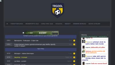 What Trgooltv7.co website looked like in 2019 (2 years ago)