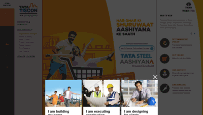 What Tatatiscon.co.in website looked like in 2020 (1 year ago)