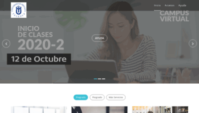 What Telesup.net website looks like in 2021